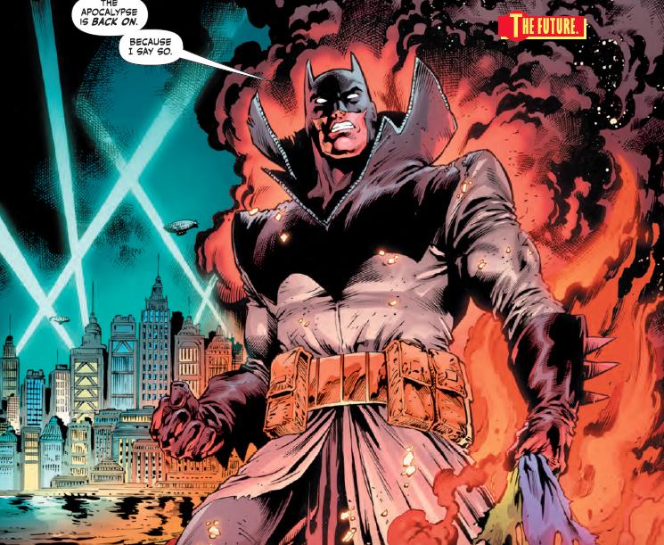 collin colsher damian 666 batman super sons 10 tomasi