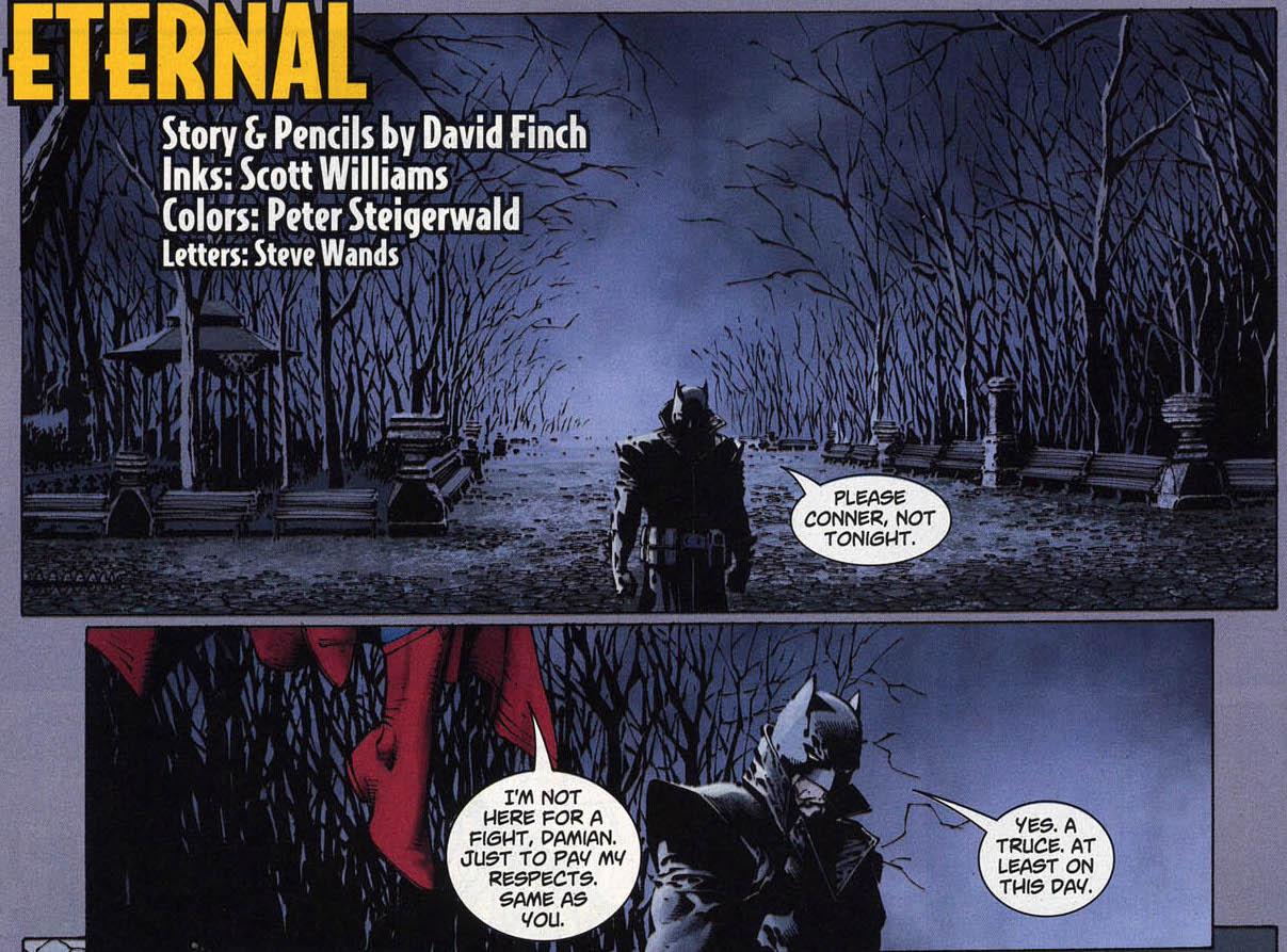 Eternal Superman/Batman 75