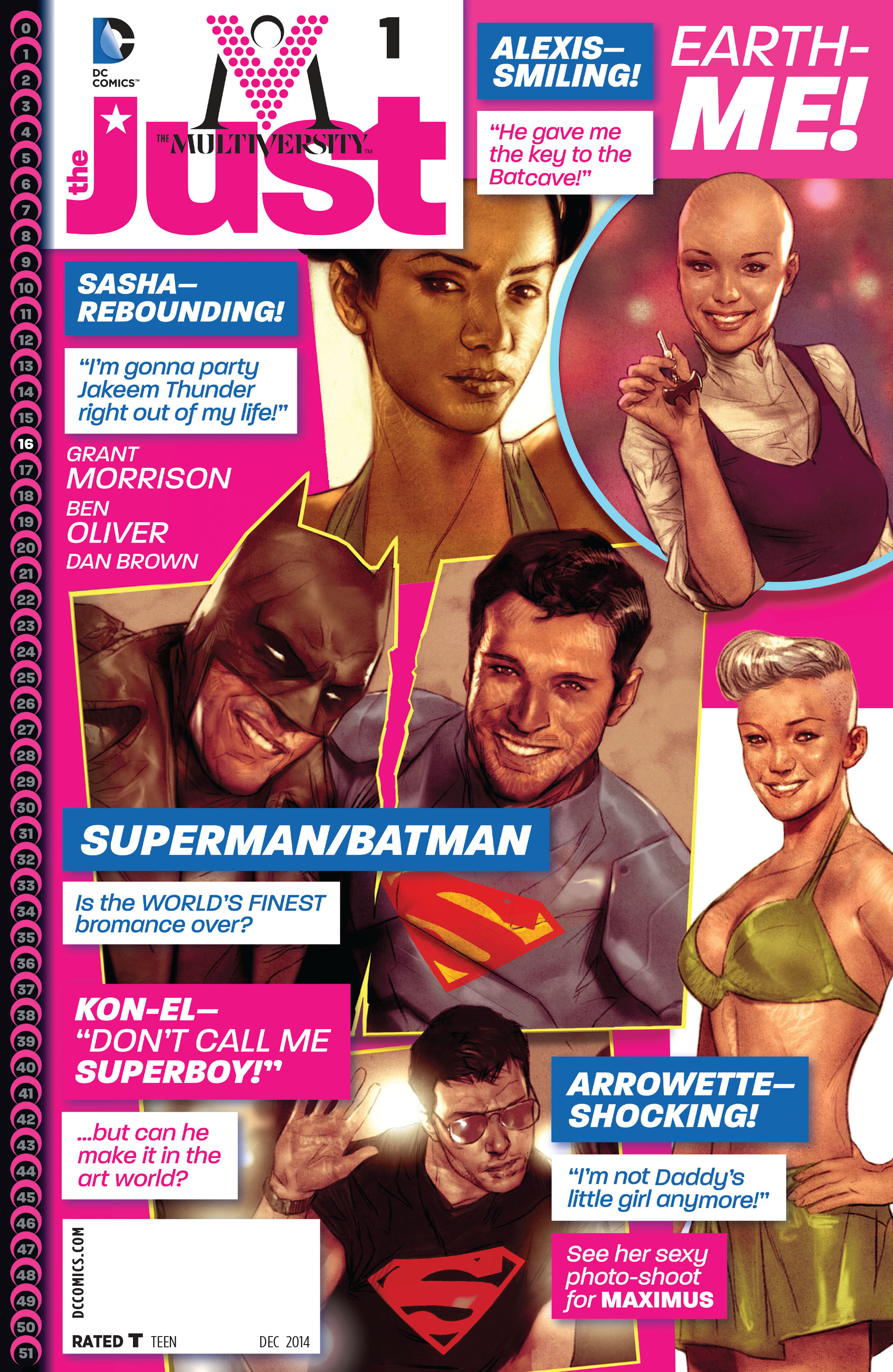 the multiversity the just