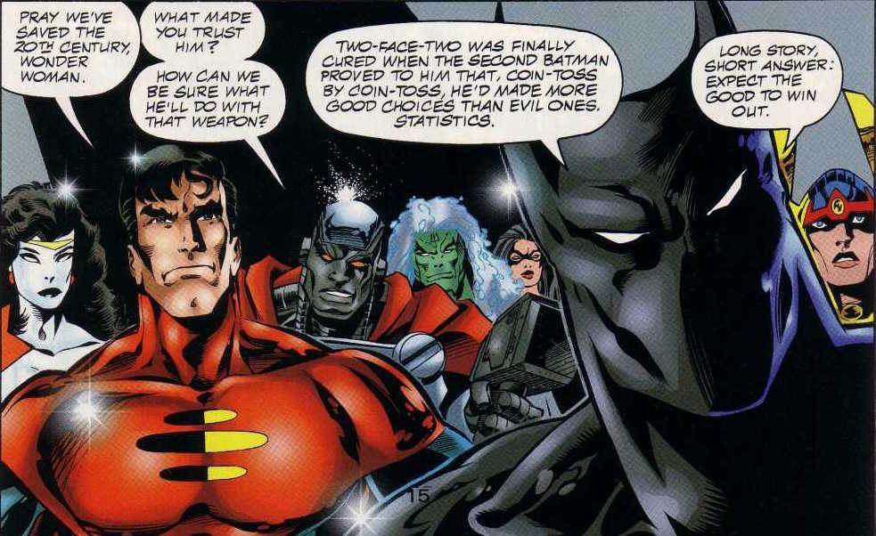 DC One Million #3 Grant Morrison