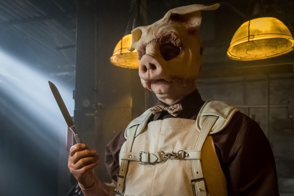 pyg on gotham tv