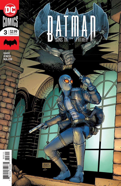 batman universe review batman sins   father