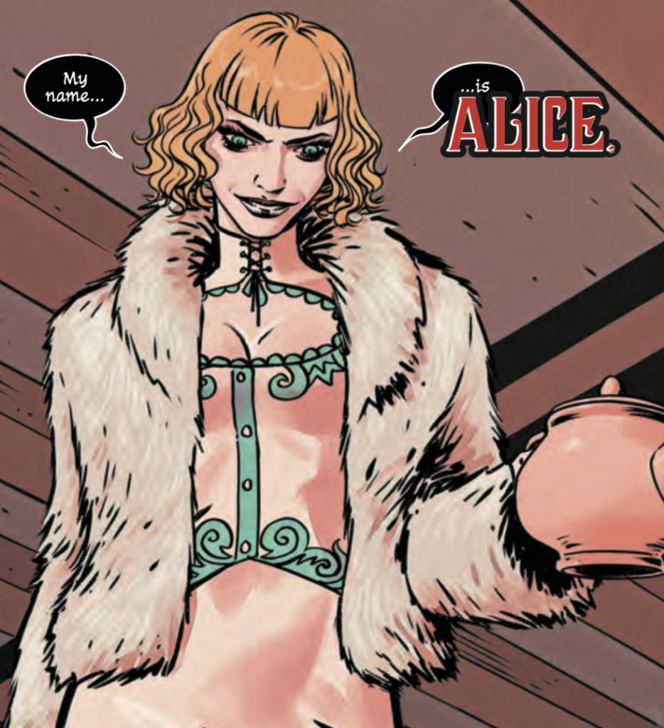 batwoman 15 alice returns