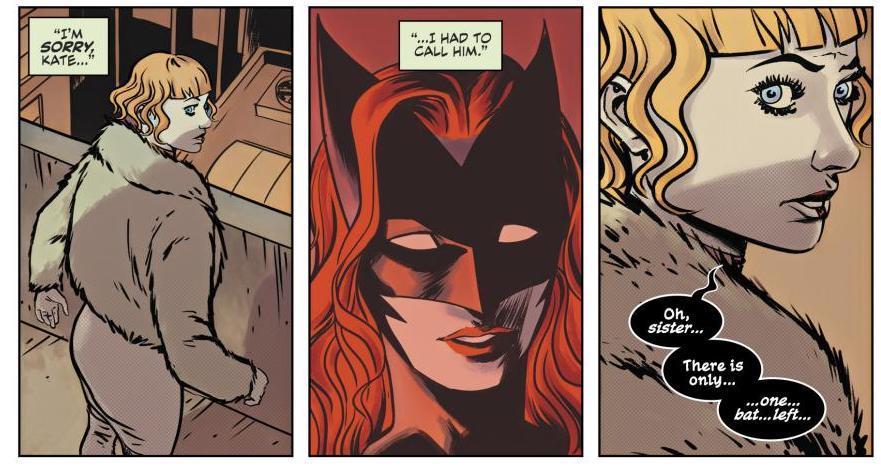 batwoman 16 cliffhanger one alice