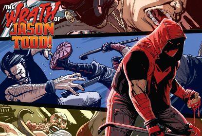 The Batman Universe Red Hood Jason Todd