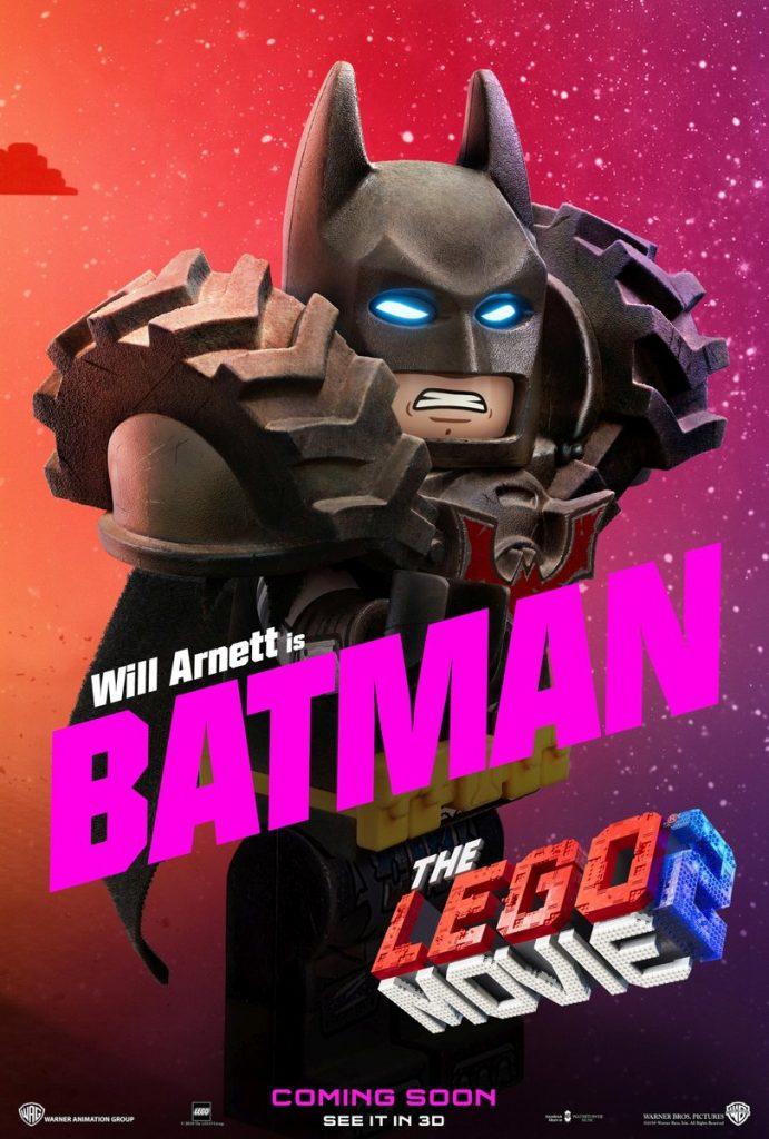 Lego Batman Film 2