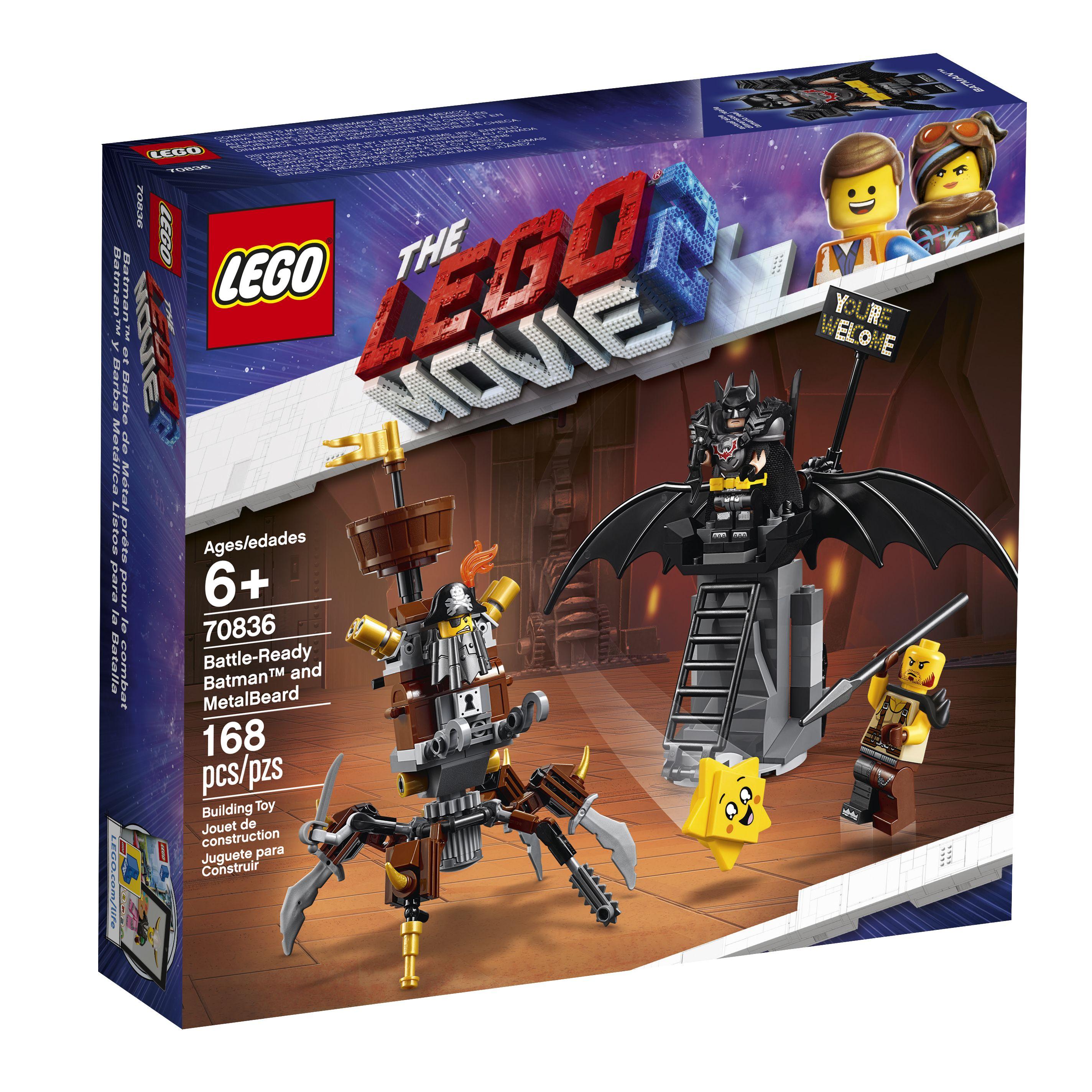 The Batman Universe – LEGO Batman Set Revealed for The ... Lego Batman 2 Sets