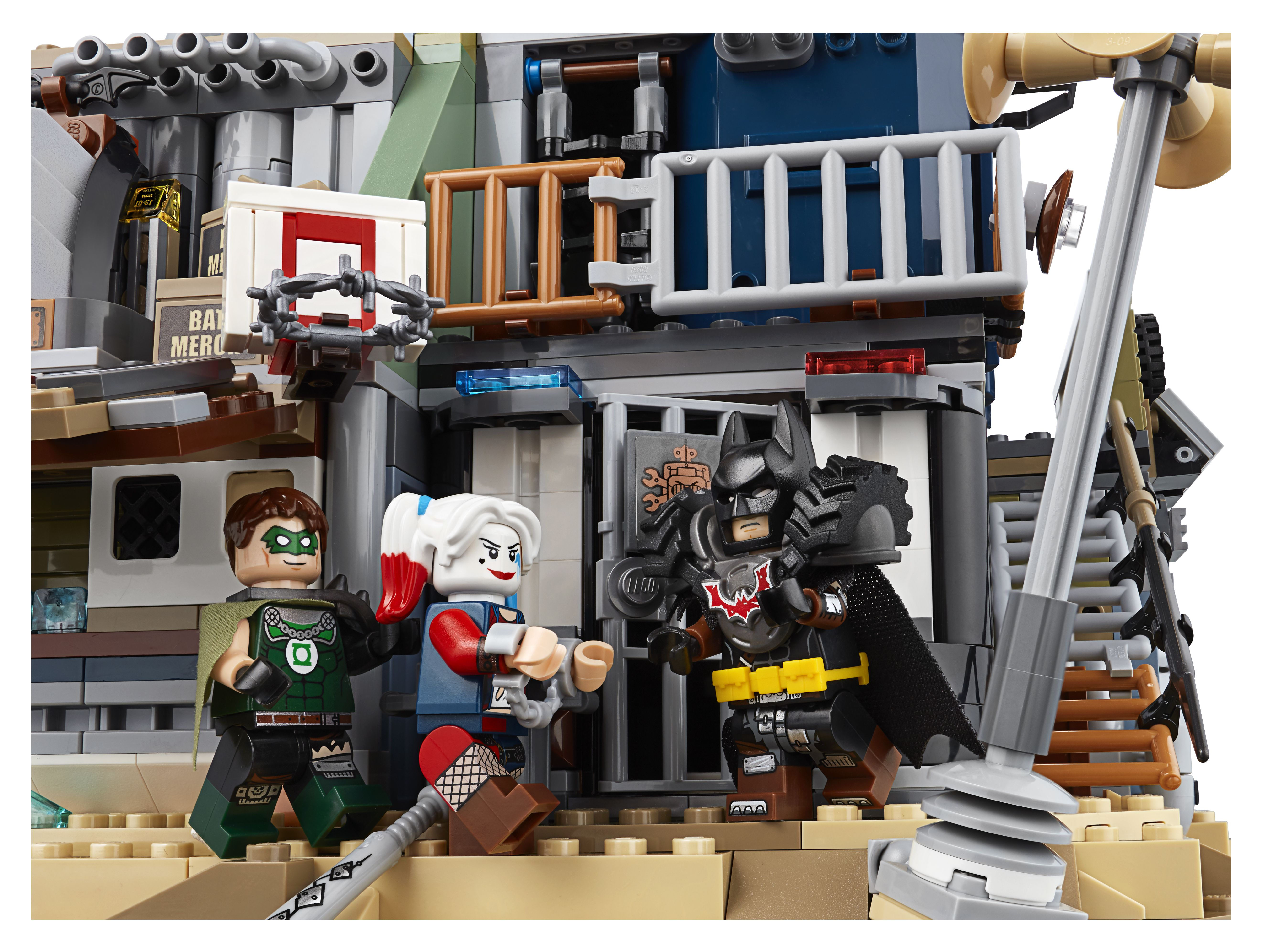 The Batman Universe Updated Another Lego Movie 2 Set Revealed Includes Harley Quinn
