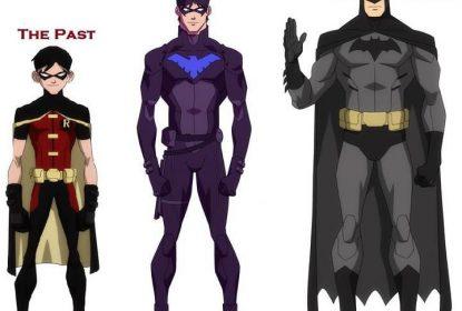 The Batman Universe – black bat (cassandra cain)