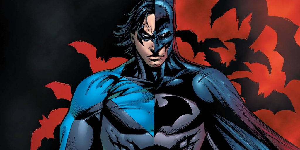 dick grayson as batman retrospective