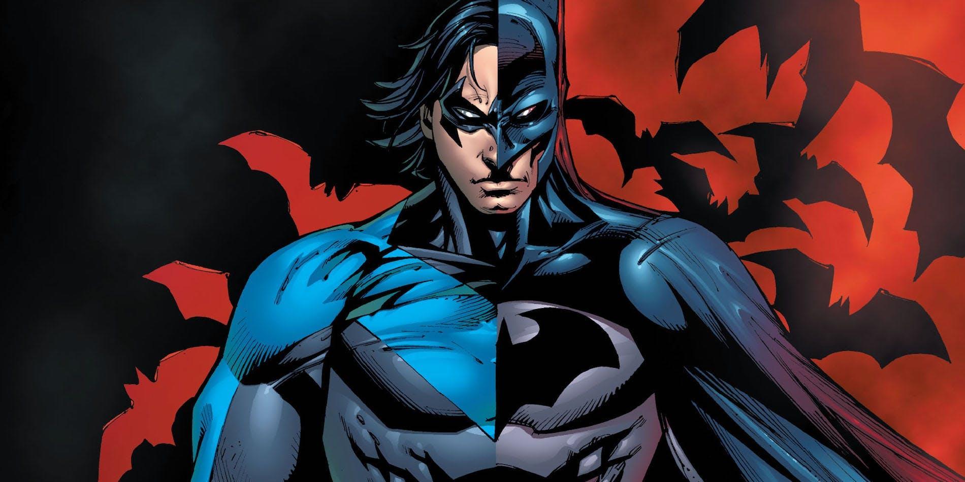 dick grayson as batman retrospective