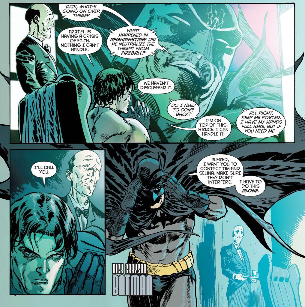 batman 709