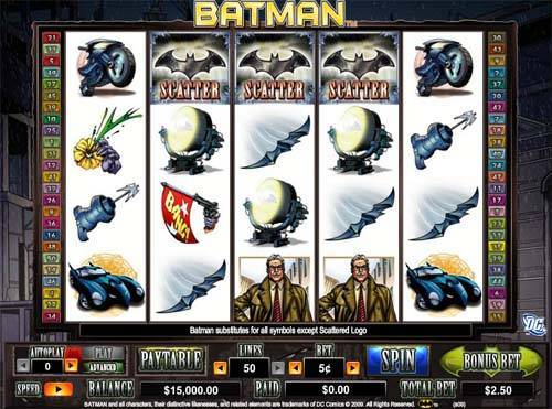The Batman Universe – The History of DC Characters in Slot Games