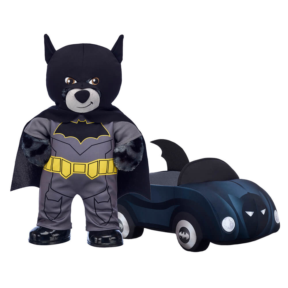the batman universe build a bear. Black Bedroom Furniture Sets. Home Design Ideas