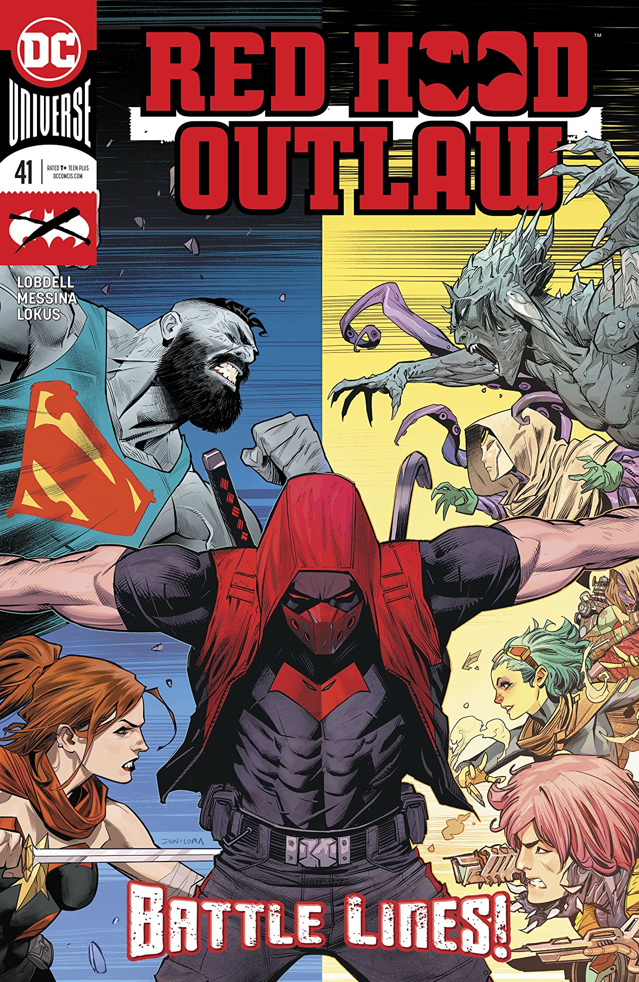 Red Hood Outlaw 41