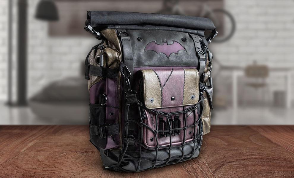 heroes and villains batman joker backpack