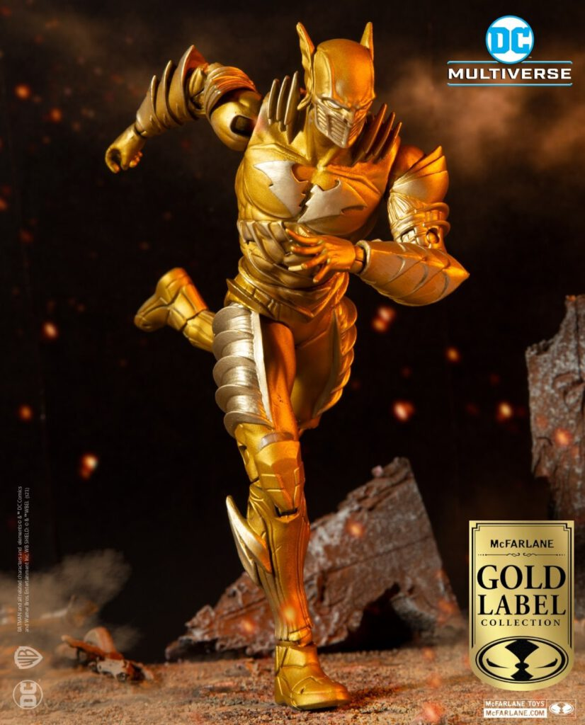 mcfarlane toys gold label red death