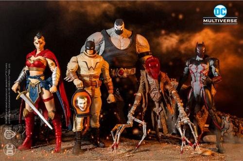 mcfarlane toys batman: last knight on earth