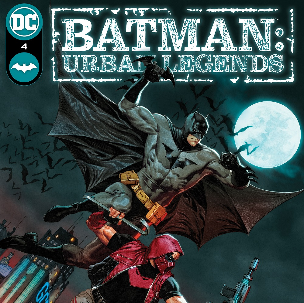 batman: urban legends #4 june