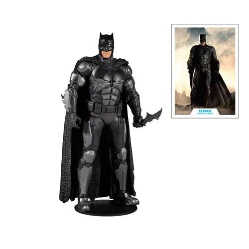 mcfarlane toys zack snyder's justice league batman