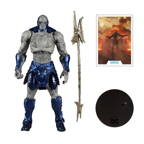 mcfarlane toys zack snyder's justice league darkseid