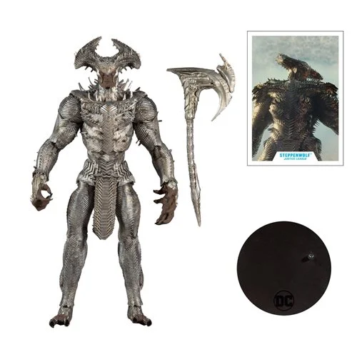 mcfarlane toys zack snyder's justice league steppenwolf