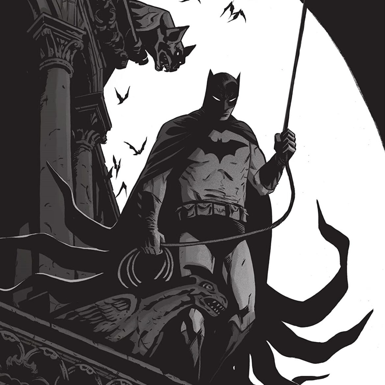 batman: black and white #4
