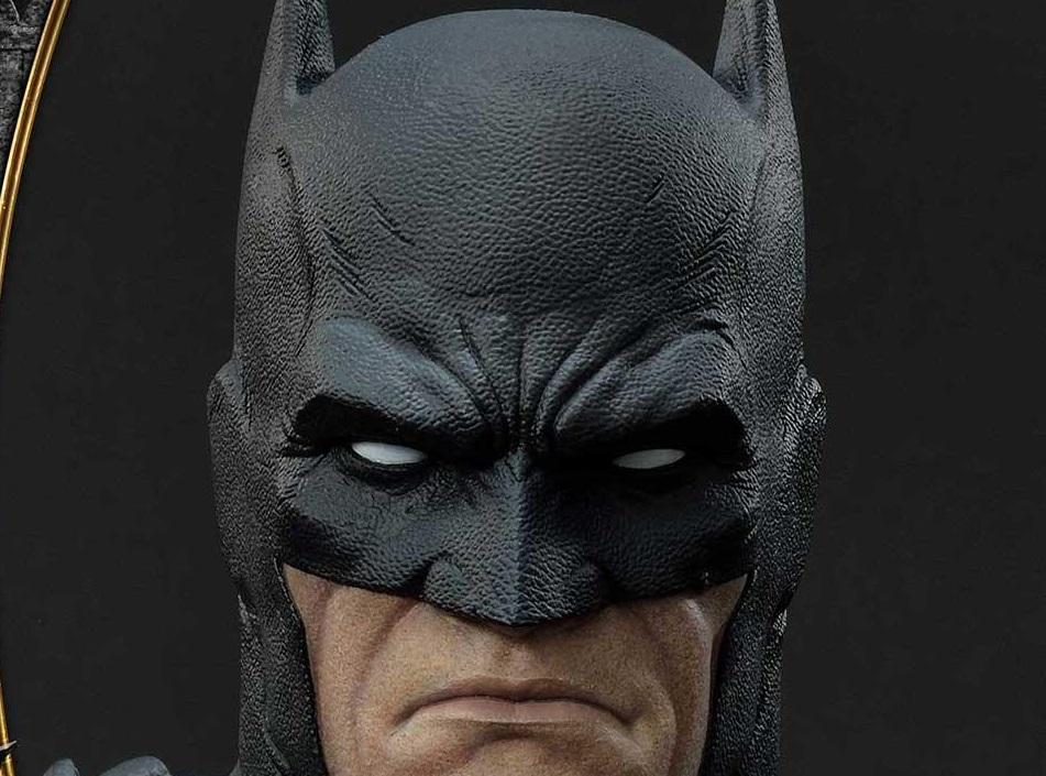 detective comics #1000 batman bust
