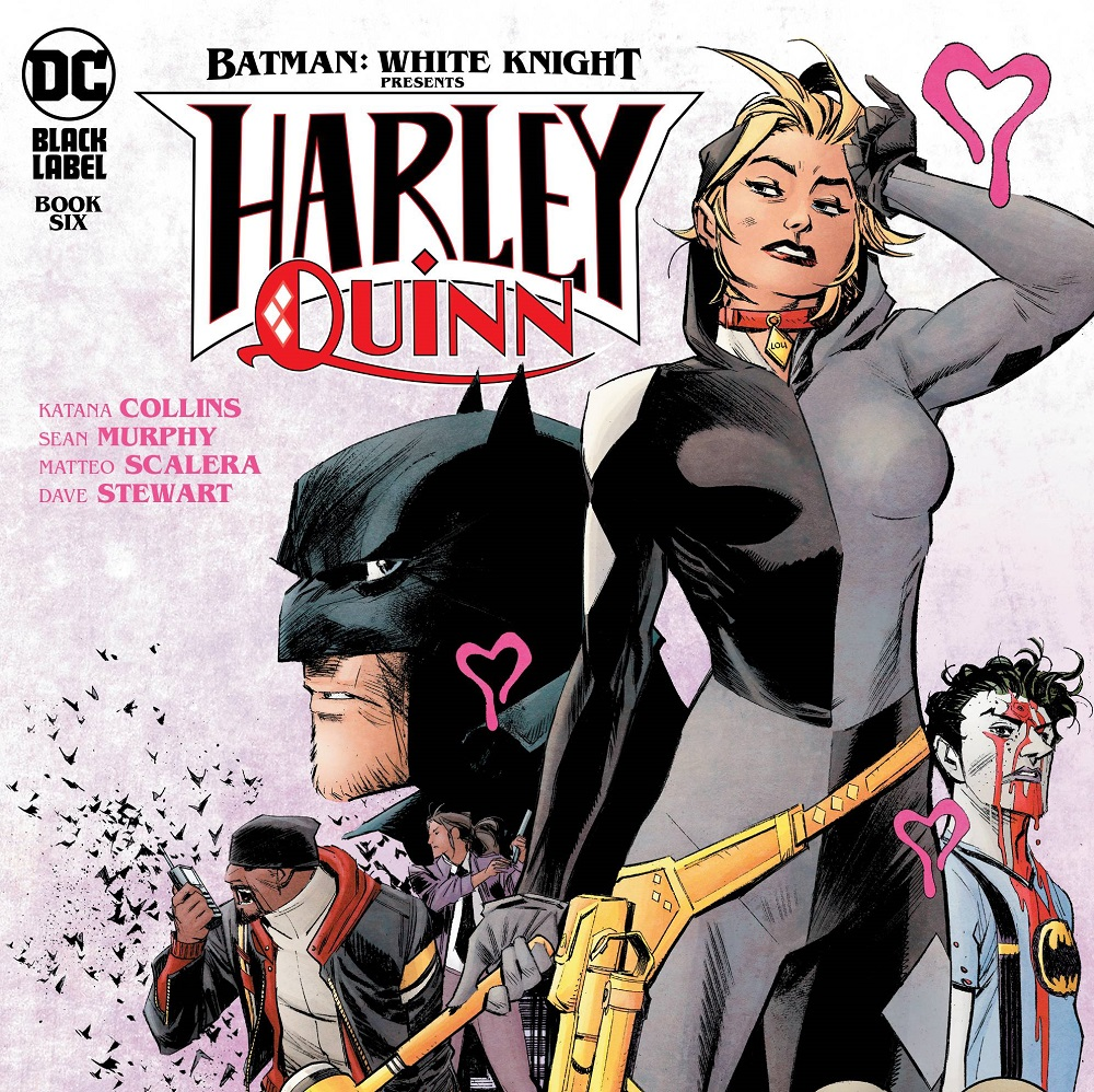 Batman: White Knight Presents Harley Quinn #6
