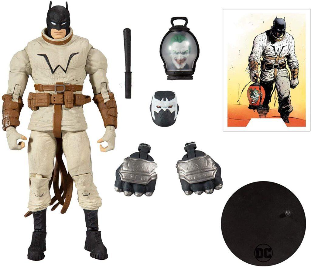 mcfarlane toys batman: last knight on earth batman