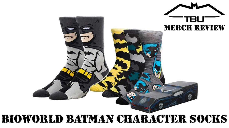 bioworld batman socks