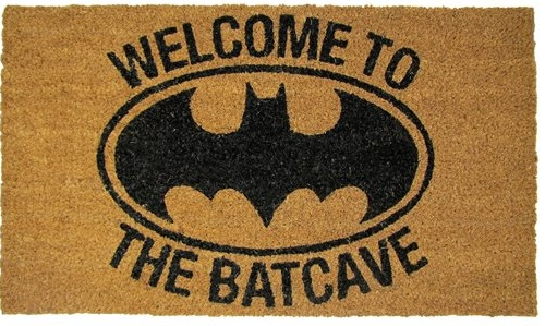 pyramid america batman doormat