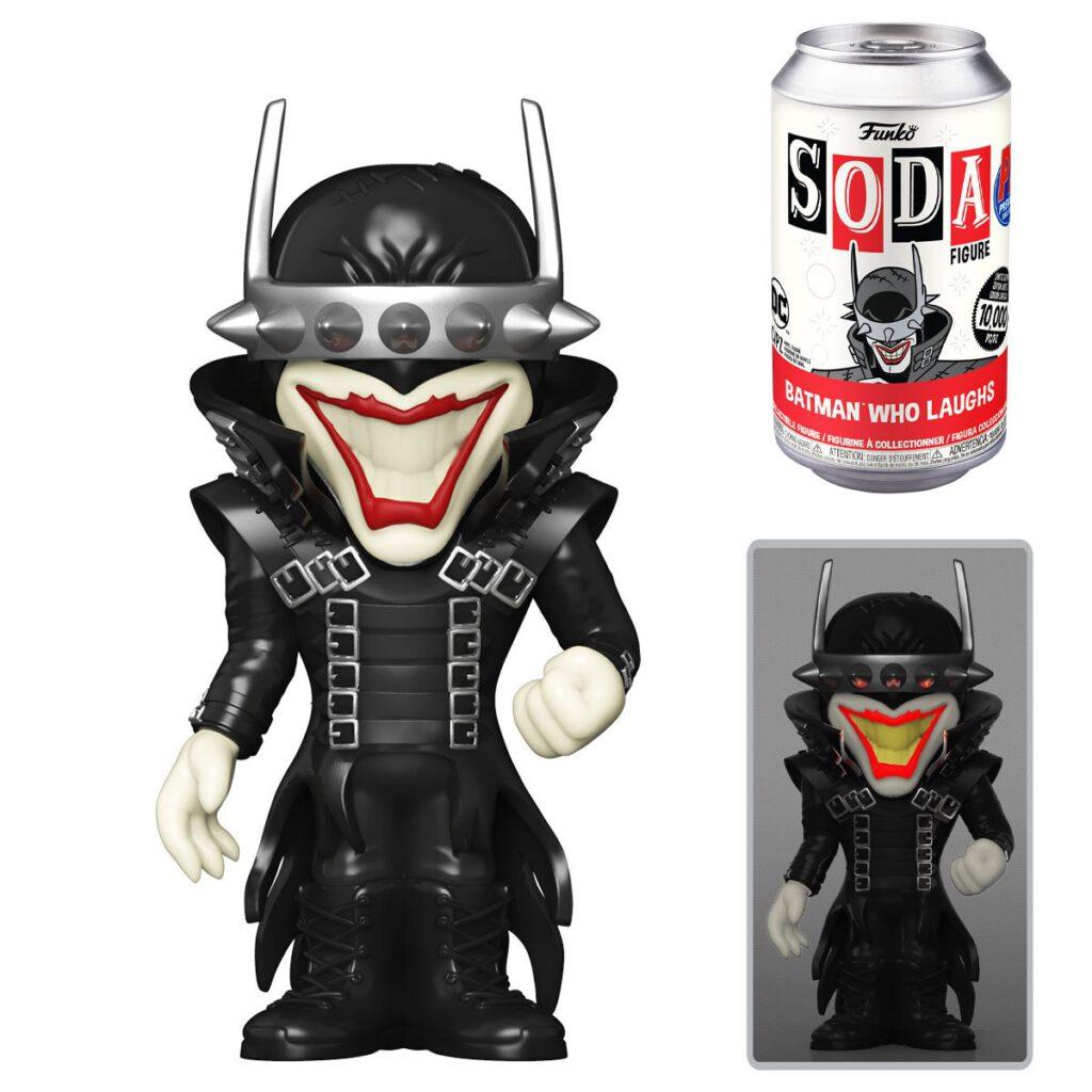 funko batman who laughs soda