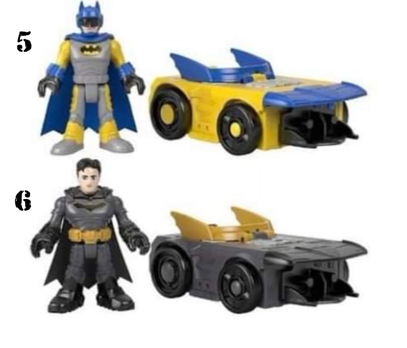 fisher-price imaginext dc slammers