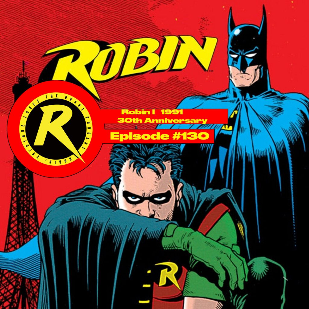 robin: everyone loves the drake episode 130