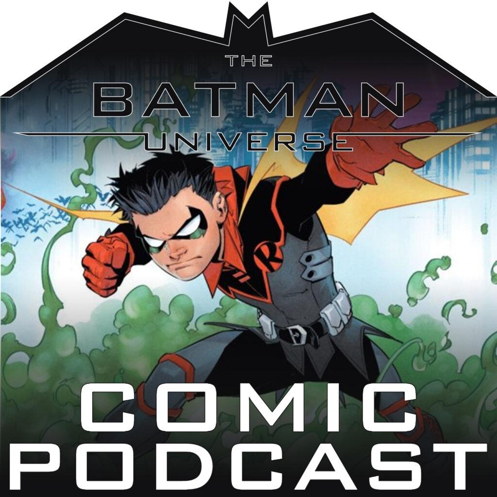 tbu comic podcast season 13: episode 8