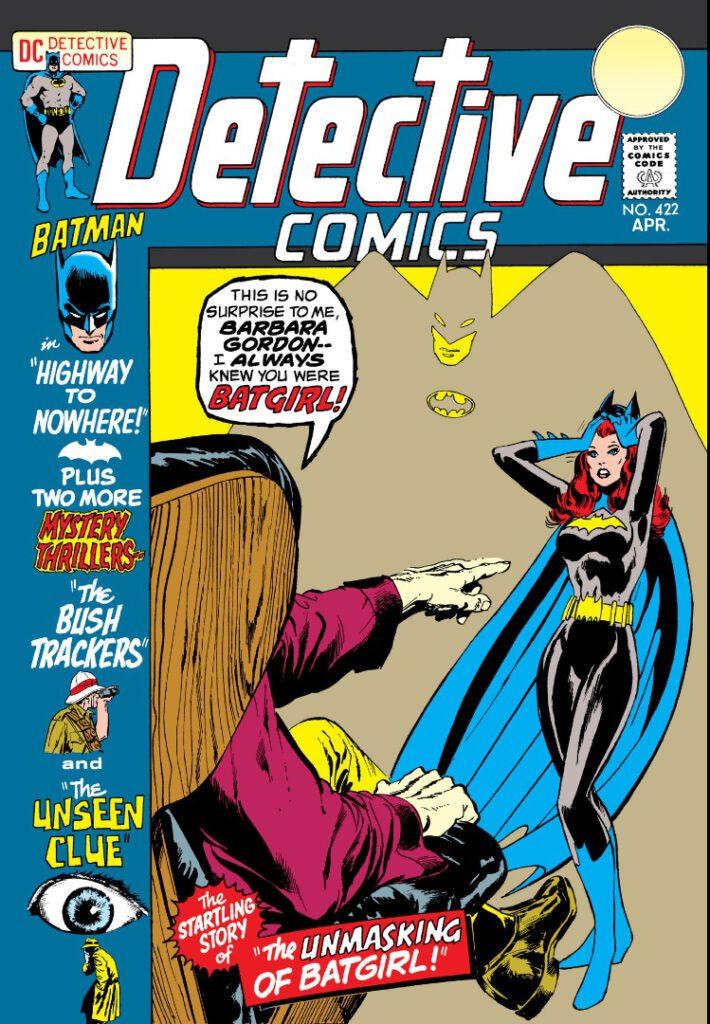 Detective Comics #422