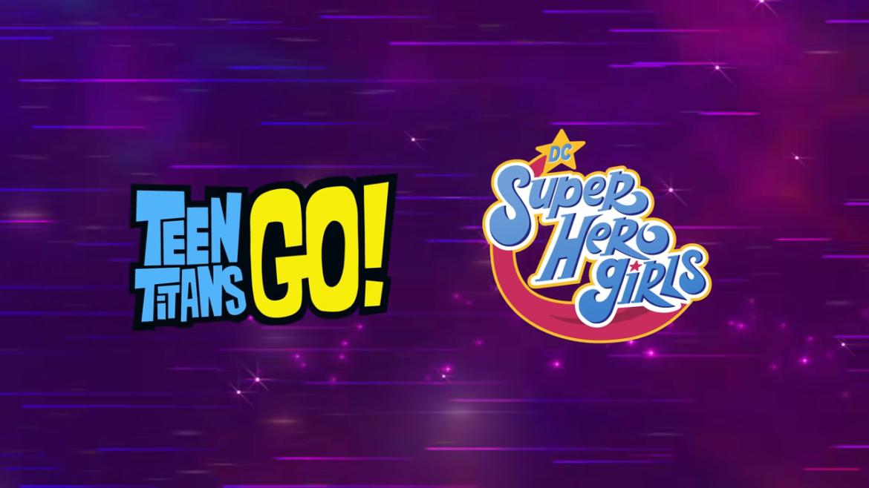 teen titans go dc super hero girls