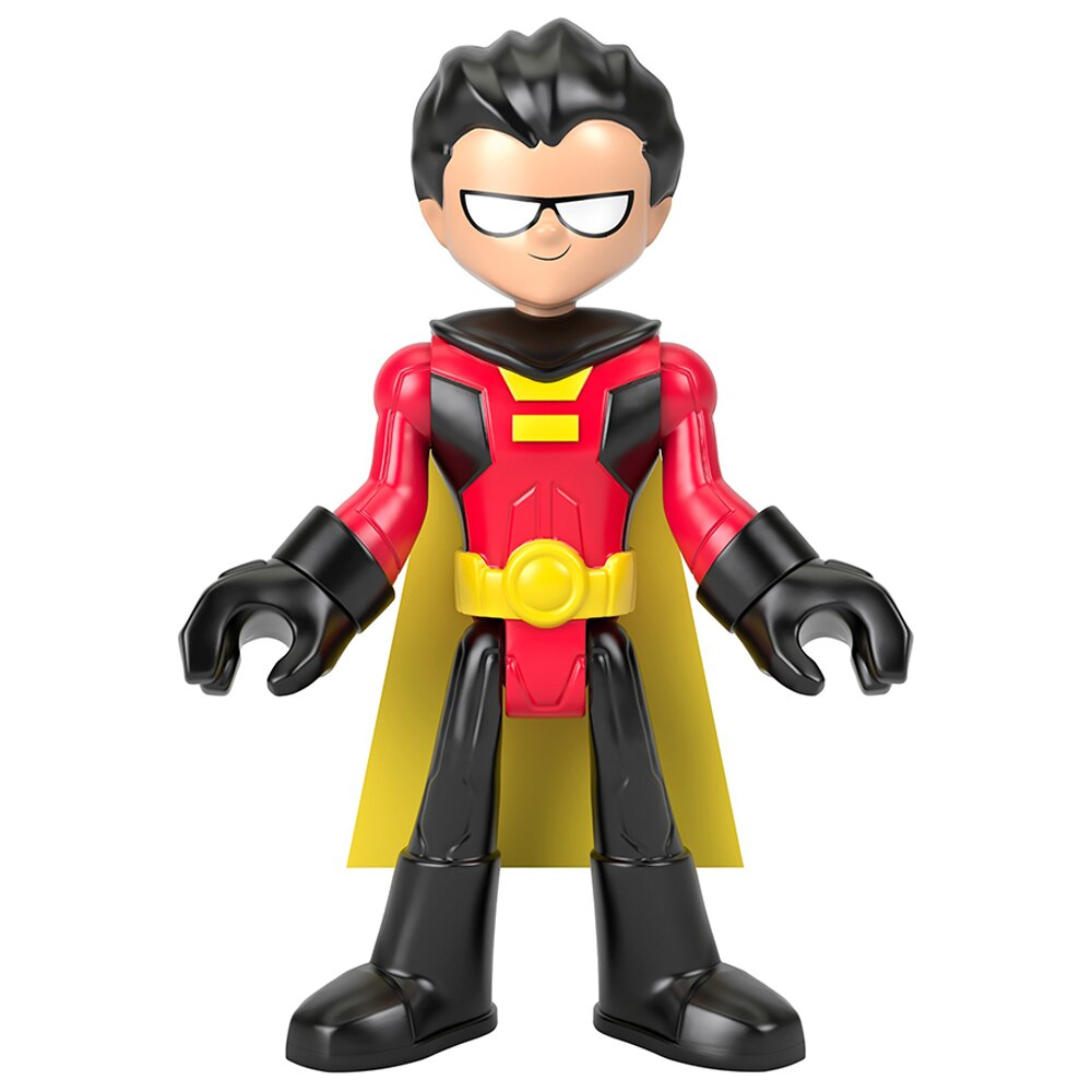 fisher-price imaginext teen titans go robin xl