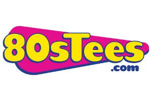 80sTees.com logo