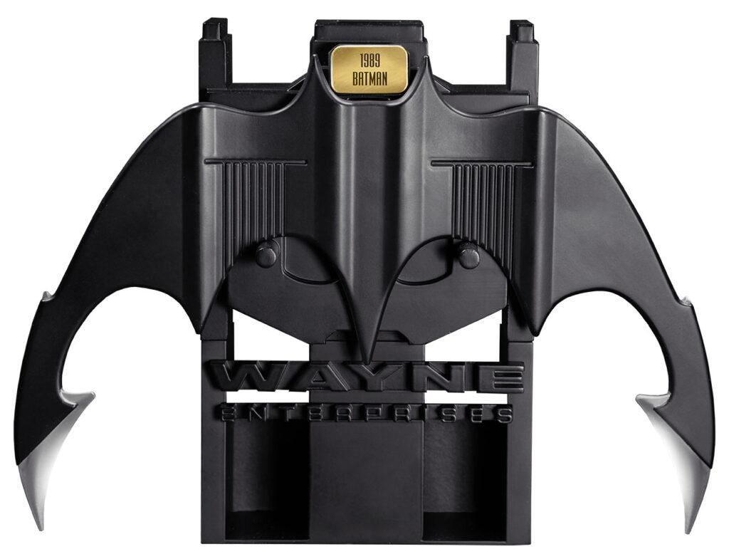 Ikon Design Studio Batman (1989) Metal Batarang Replica