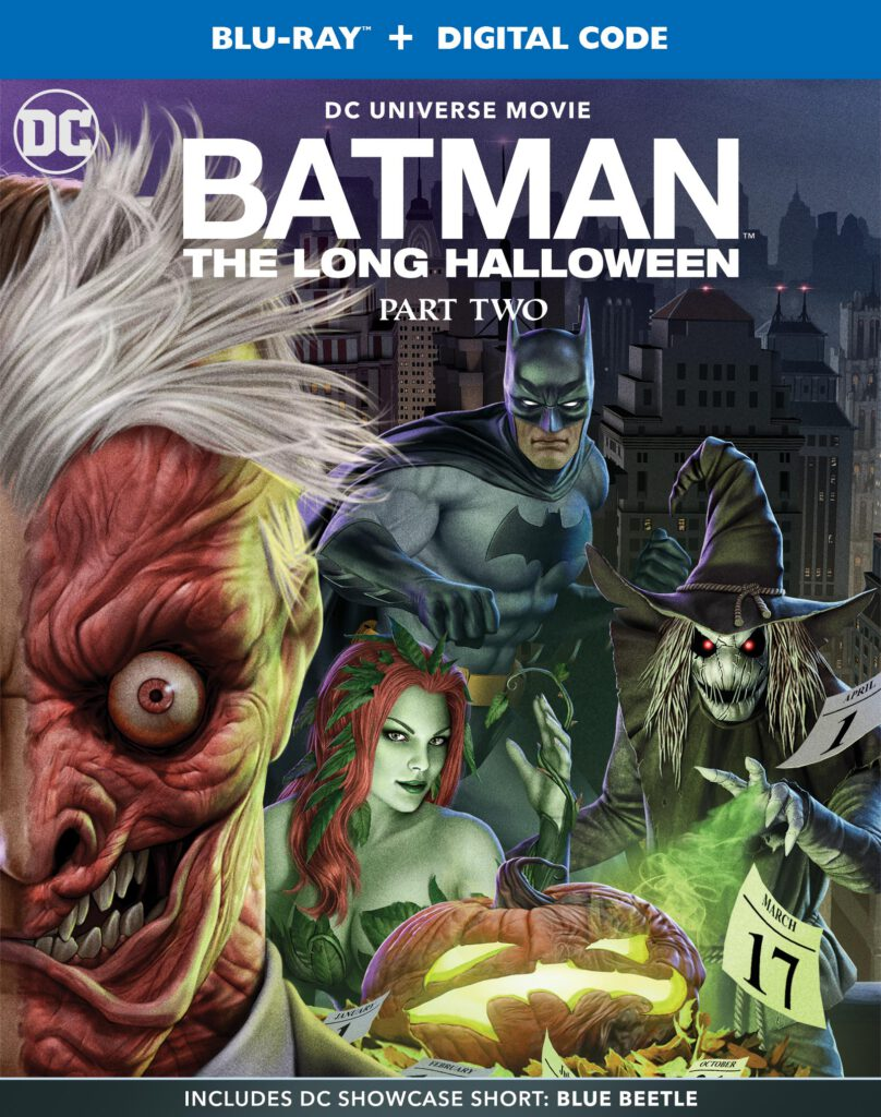 batman: the long halloween part two