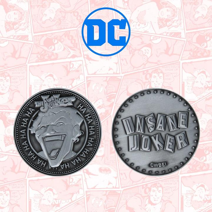 Fanattik Joker Coin