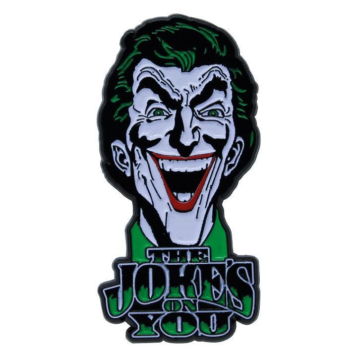 Fanattik Joker Pin Badge
