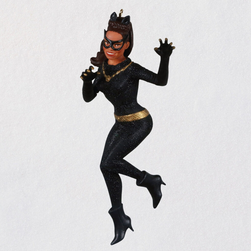 Hallmark Batman Classic TV Series Catwoman Keepsake Ornament