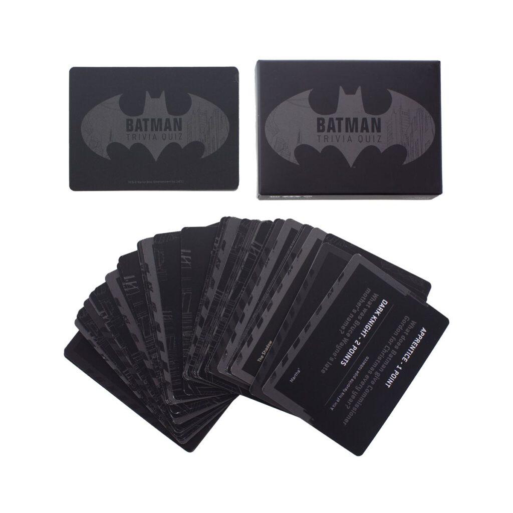 Paladone Batman Trivia Quiz Game