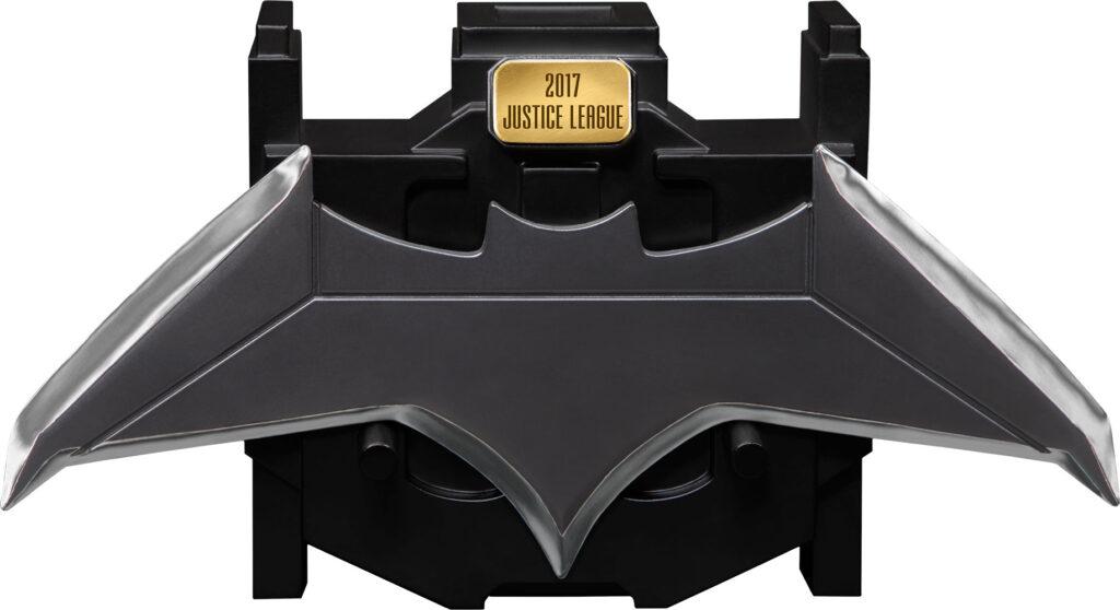 Ikon Design Studio Justice League (2017) Metal Batarang Replica