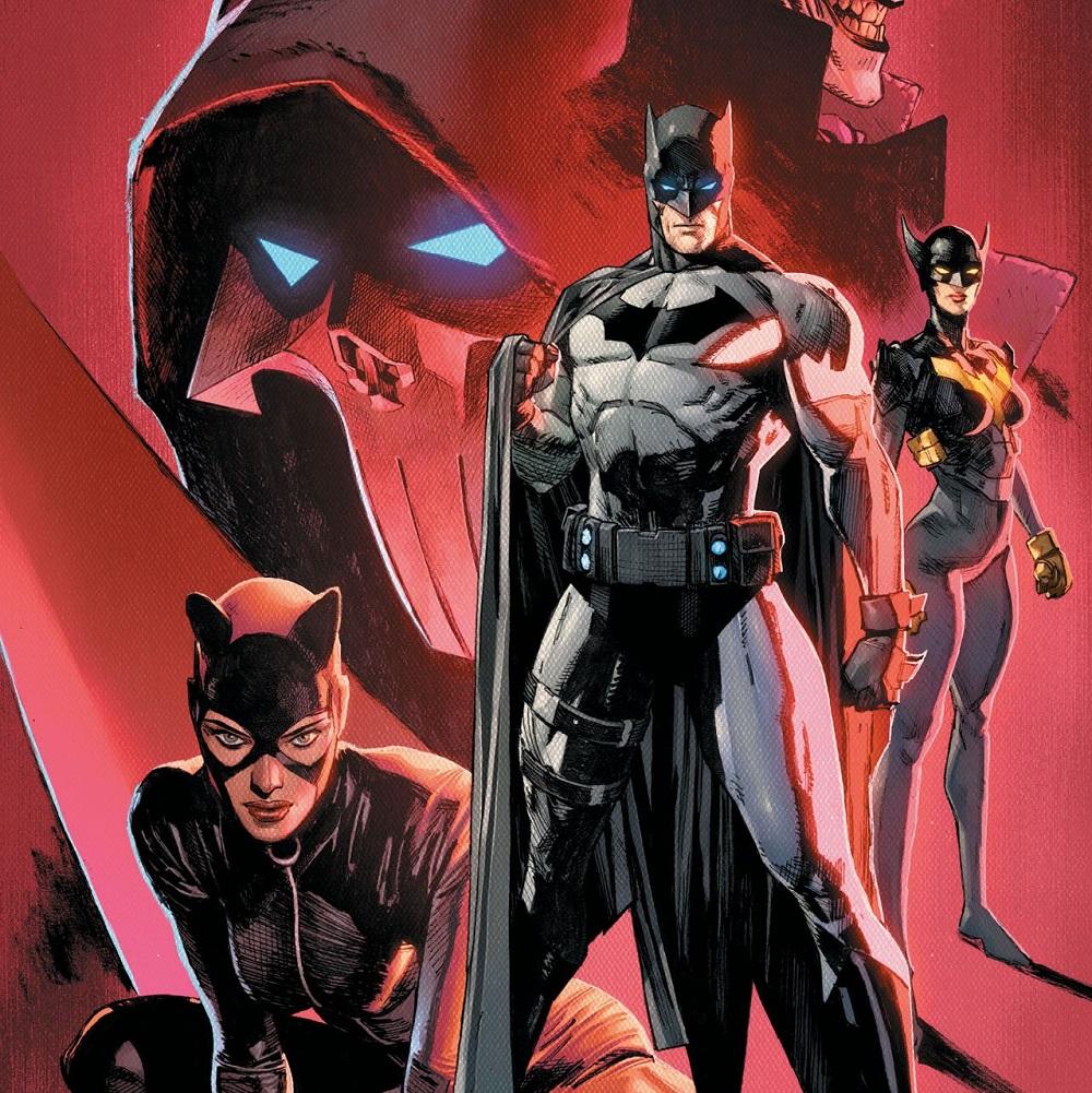 batman/catwoman #5