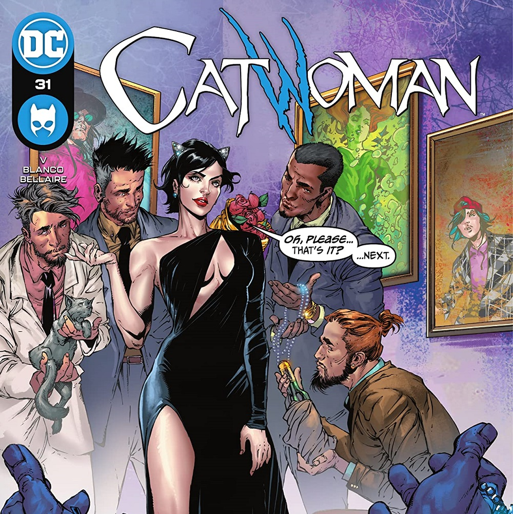 catwoman #31