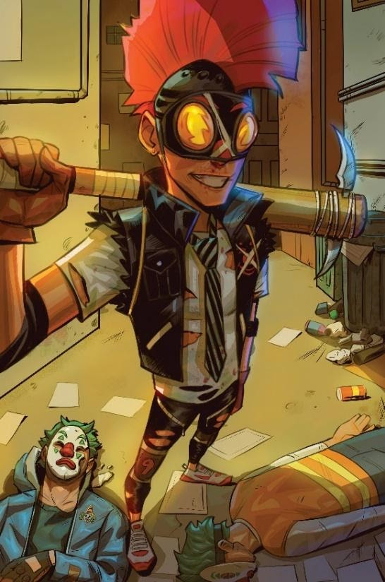 Batman Secret Files: Clownhunter #1 Variant